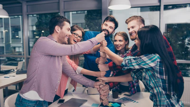 5 Exercises To Build Stronger Work Teams