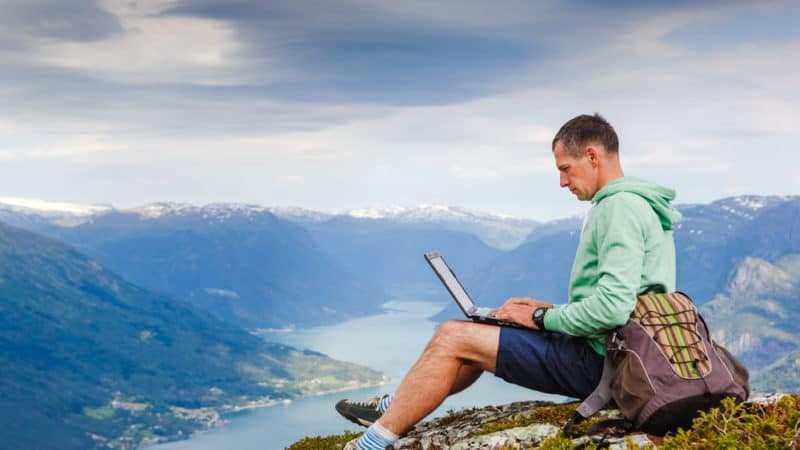 Why Working Remotely Is A Positive Thing