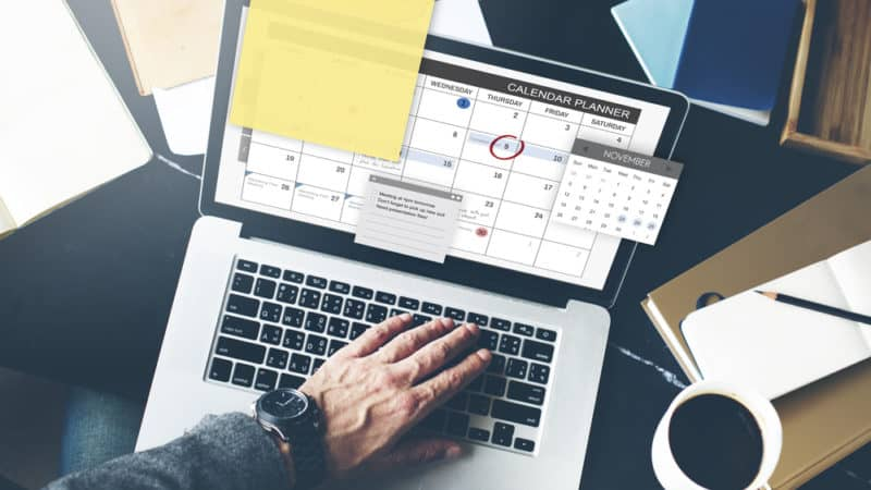 Living With A CEO's Schedule