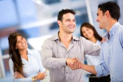 Entrepreneurs Grow Their Businesses by Networking